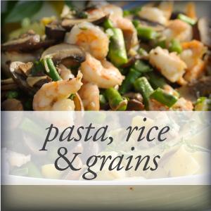 Pasta, Rice & Grains