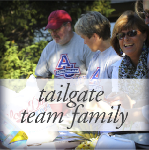 Tailgate Team Family