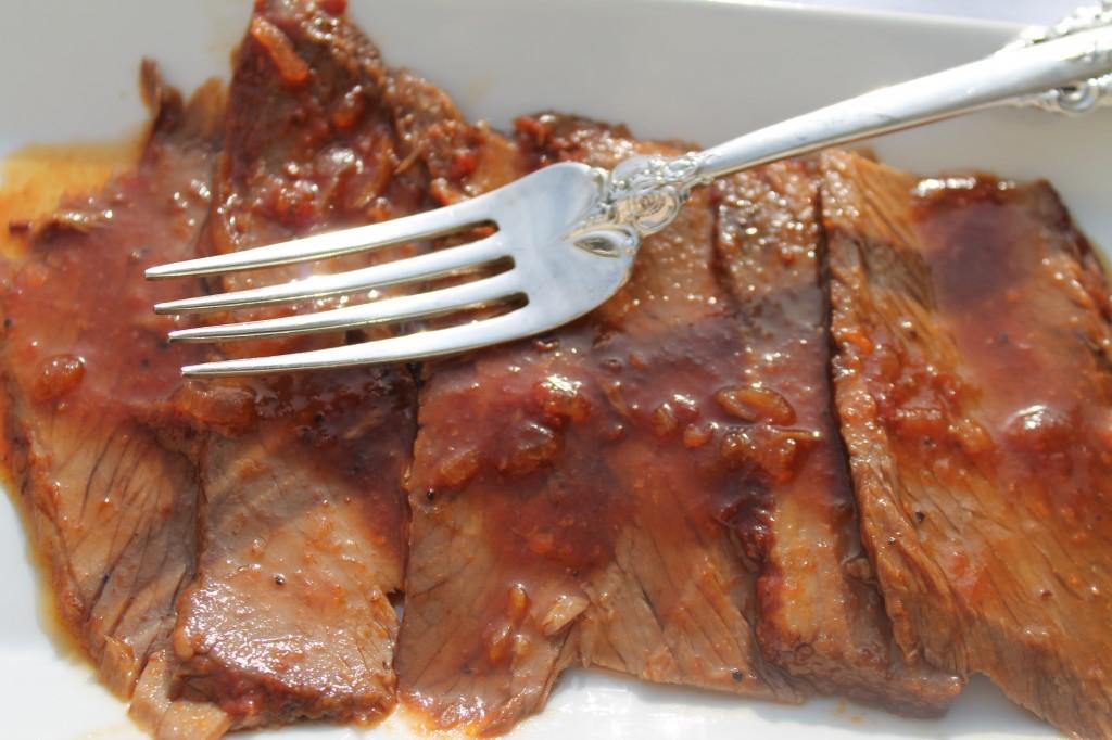 Baubie's Beef Brisket