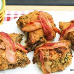 Stuffed Pork with Stale Baguettes