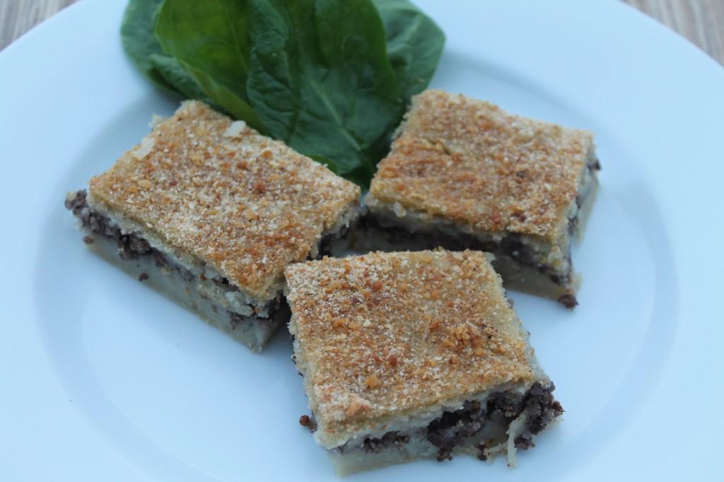 Lebanese Siniyeh Batata