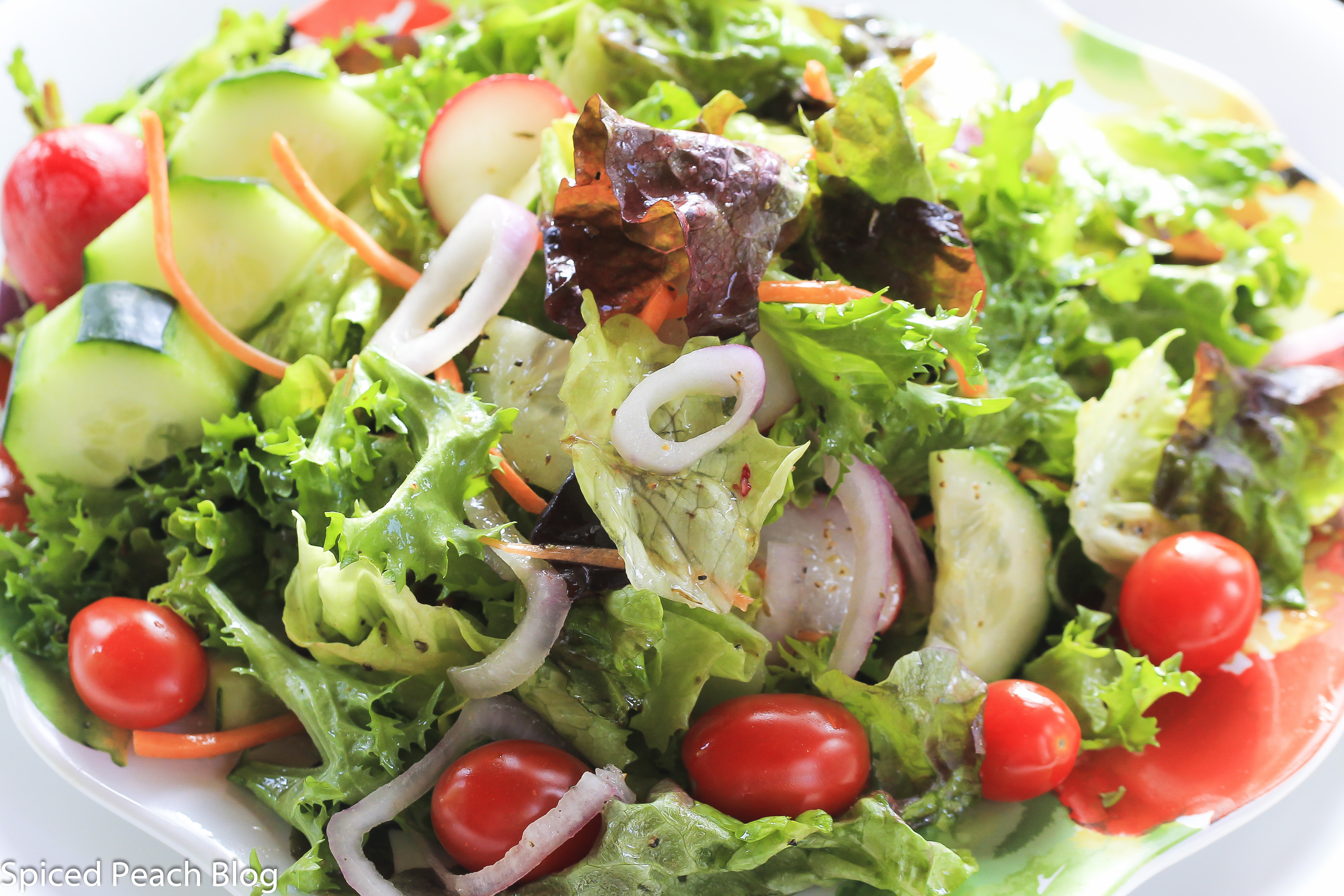 Homemade Salad Dressing in Three Minutes or Less