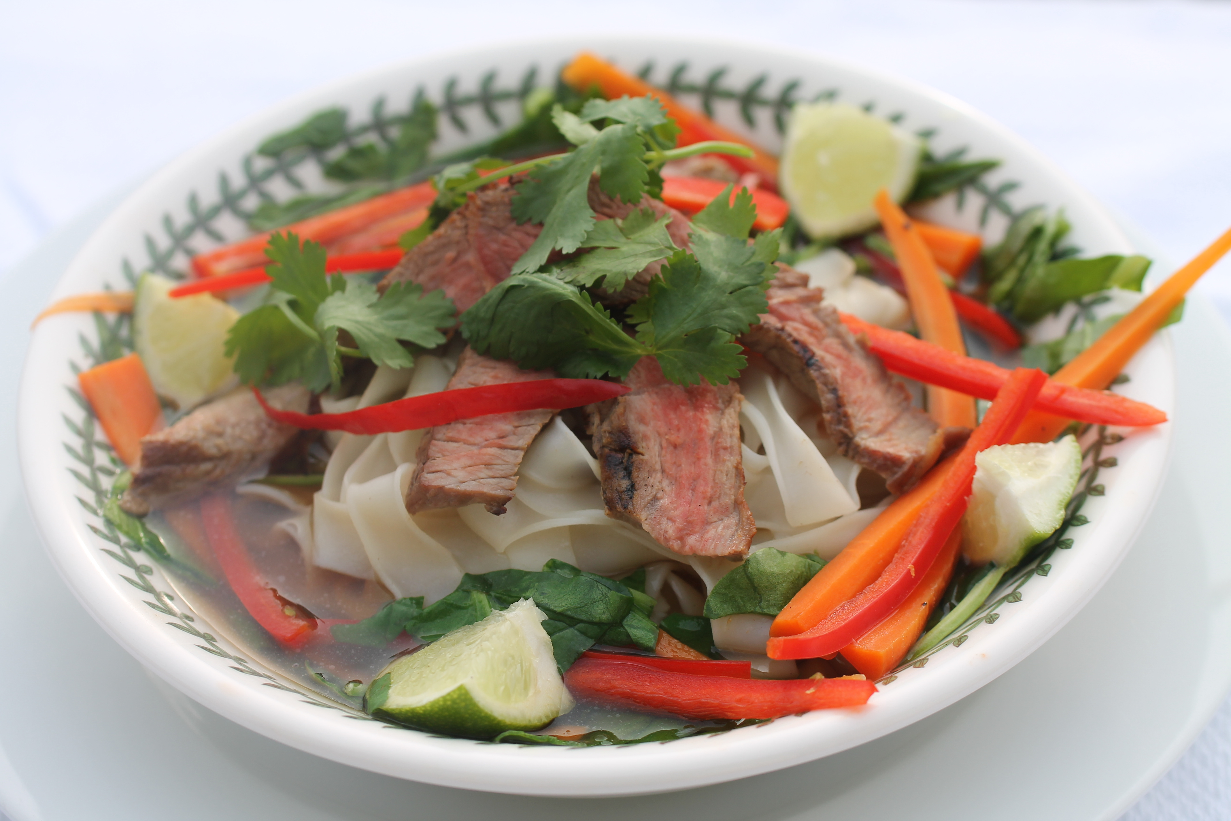 Star Anise, a distinctive flavor in Vietnamese Beef Broth for Pho