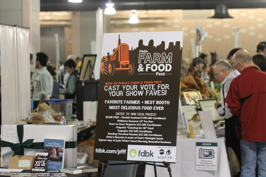 2nd Annual 2013 Philly Farm and Food Fest