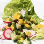 Fresh Radish Salad