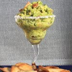 Guacamole and Corn Tortilla Chips, Cinco de Mayo Party Starter