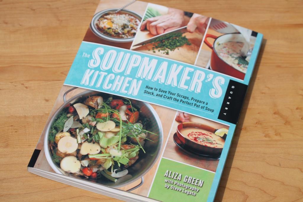"Billi Bi Soup ""The Soupmaker's Kitchen"" Aliza Green cookbook"