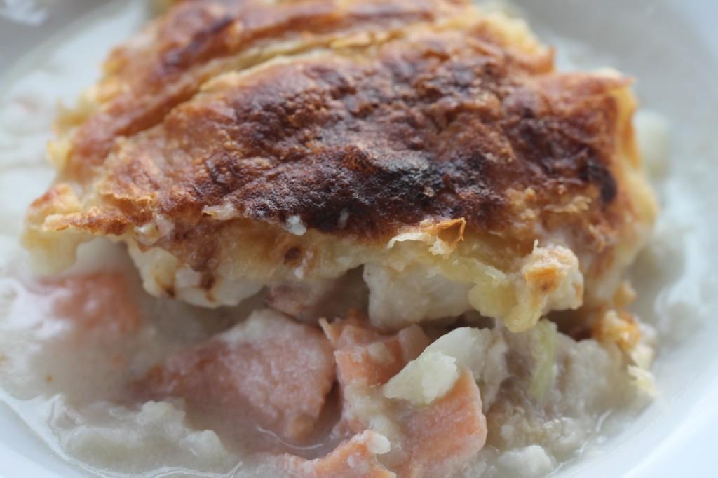 Pastai Bysgod, Welsh Fish Pie