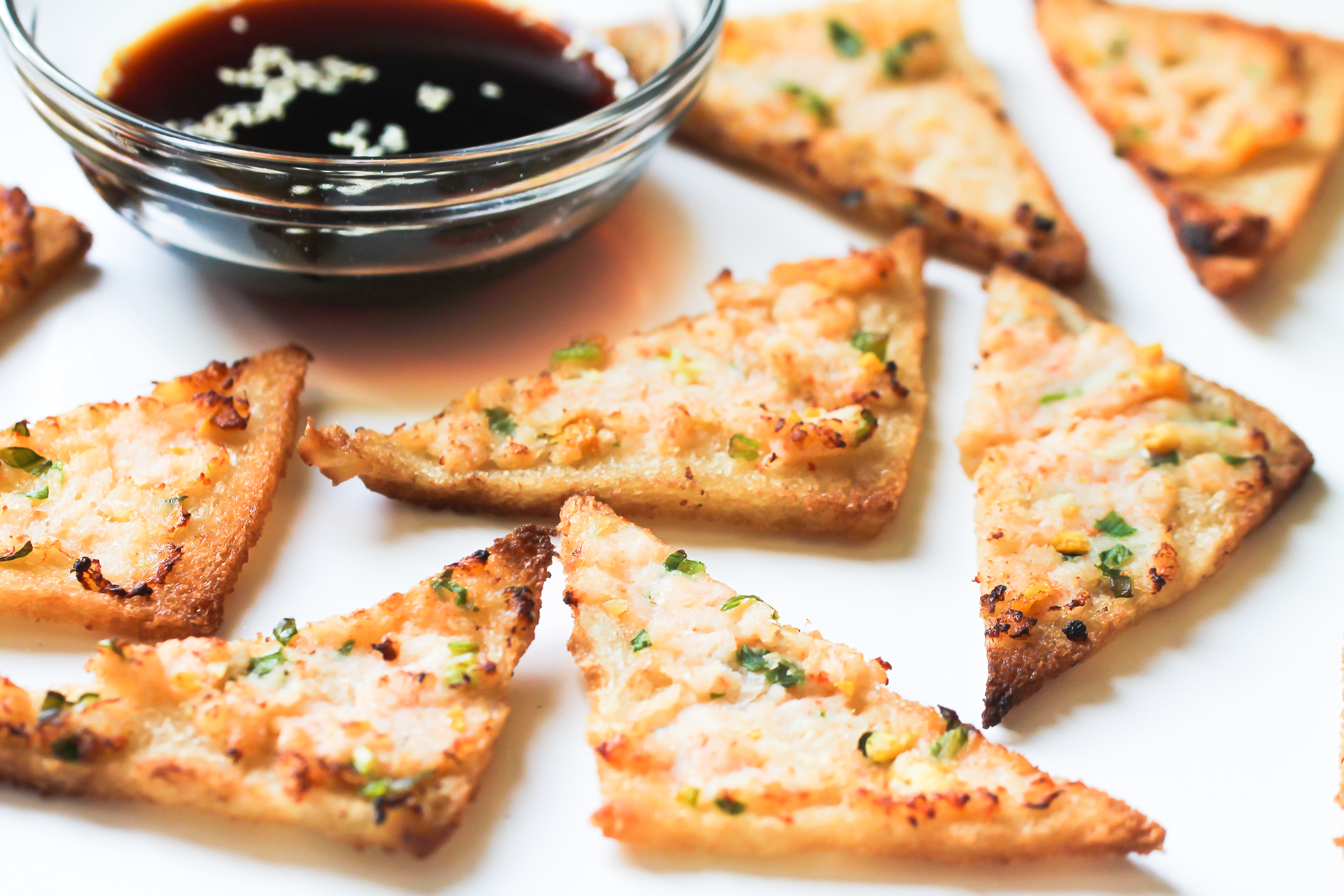 Shrimp Toasts