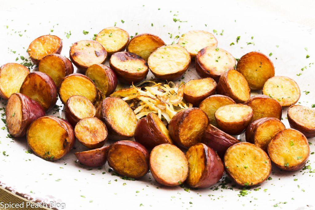 Crispy Little Red Potatoes
