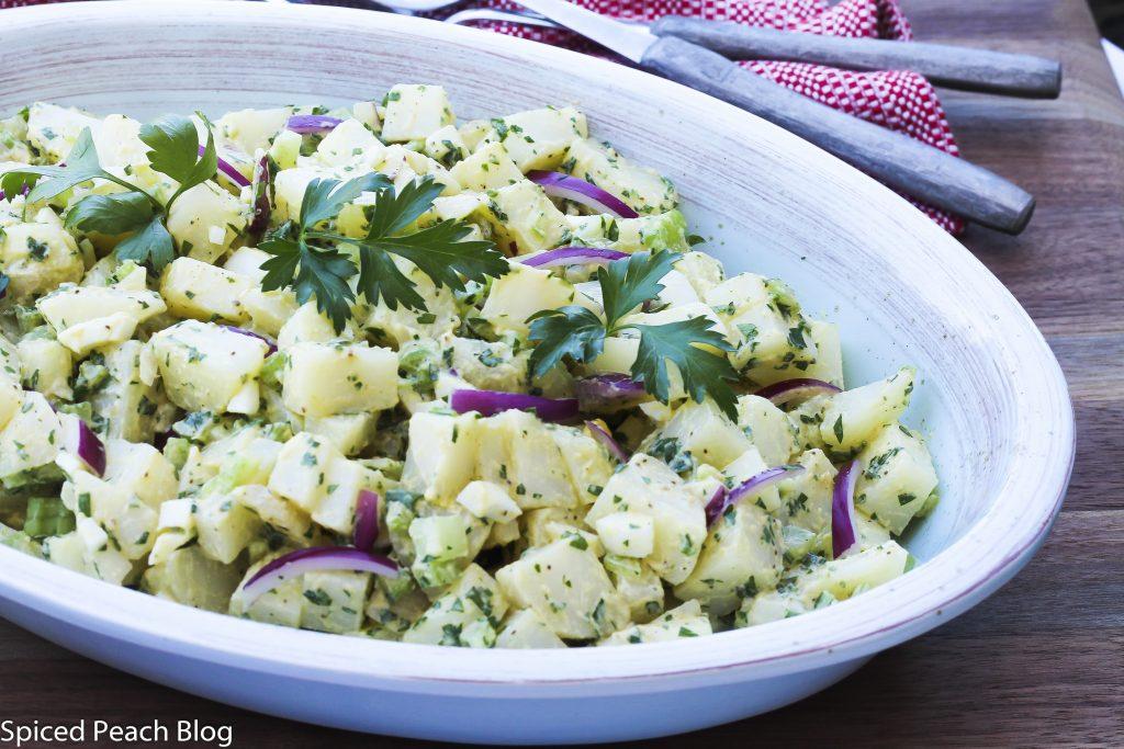Potato Salad Dijon