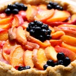 Spiced Peach Blog Celebrates 200 Posts! Peach Cake and Peach Pie on National Peach Day