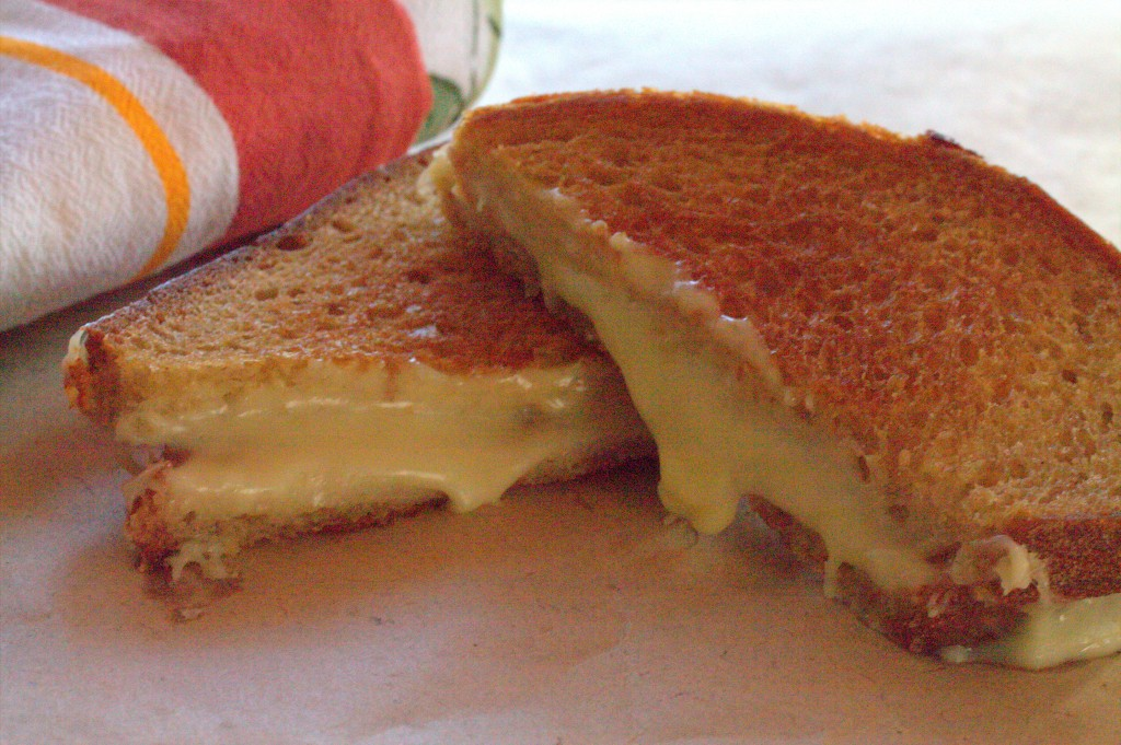 This is the Best Grilled Cheese I've Ever Had