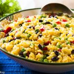 Yellow Rice Salad