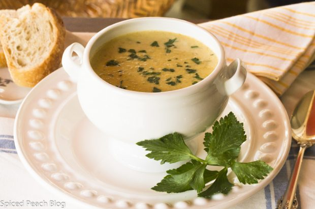 Tale of the Cream of Celery Soup