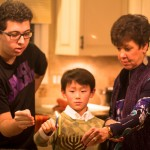 Happy Hanukkah 2014, blessings shared with yet another generation