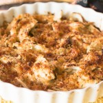 Fennel and Shallot Gratin