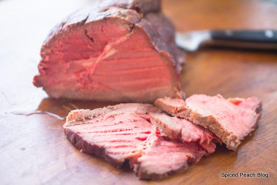 Roast Beef for Sunday Dinner