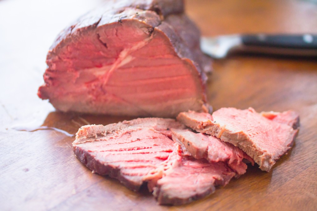 Roast Beef, Old Fashioned Sunday Dinner Style