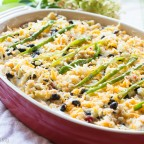 Green Chili, Black Beans, and Sweet Corn Enchiladas