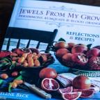 "Fuyu Persimmon Gingerbread Bundt Cake, ""Jewels From My Grove, Persimmons, Kumquats & Blood Oranges"""
