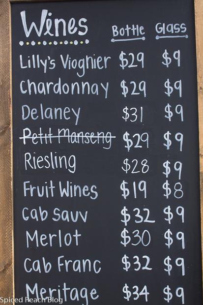 Shredded Chicken Chili & The Winery at Bull Run