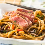 Asian Noodle with Tuna