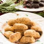 Lynn's Italian Sesame Seed Christmas Cookies