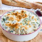 Creamy Chicken, Mushrooms, and Vegetable Casserole