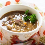 Pork and 16 Bean Soup