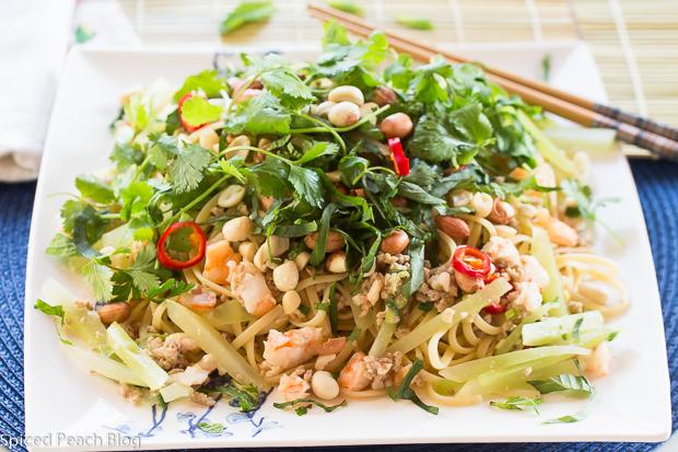 Choy Sum Salad