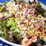 Summer Seafood Salad