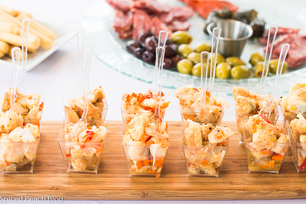 Mini Escabeche Cups