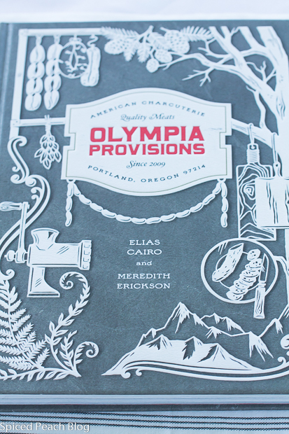 Olympia Provisions, American Charcuterie Quality Meats Since 2009 Portland, Oregon 97214 cookbook review and recipe for Country Pate