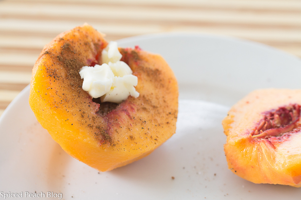 Old Fashioned Peach Dumpling Last Day Of Summer Spiced