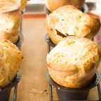 Rosemary & Goose Fat Popovers