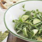 Watercress, Asparagus Salad