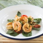 Spicy Lemongrass Shrimp