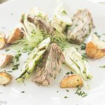 pork, fennel, potatoes