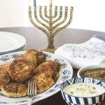 Karen's Modern Day Potato Latkes