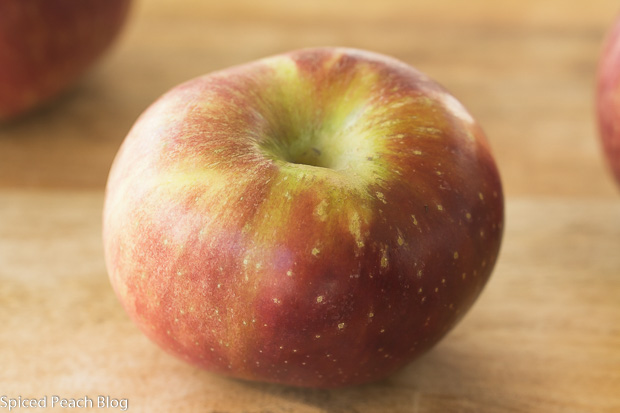 One Cortland Apple