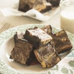 Gluten Free Cream Cheese Swirl Brownies