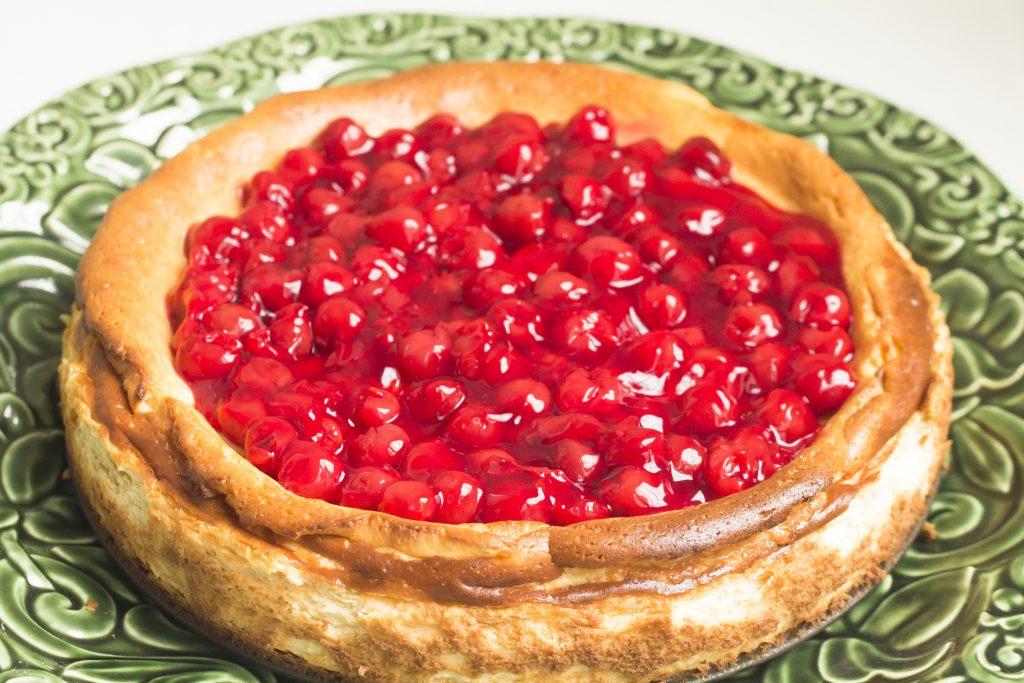Karen's Mom Mom's New York Cheesecake