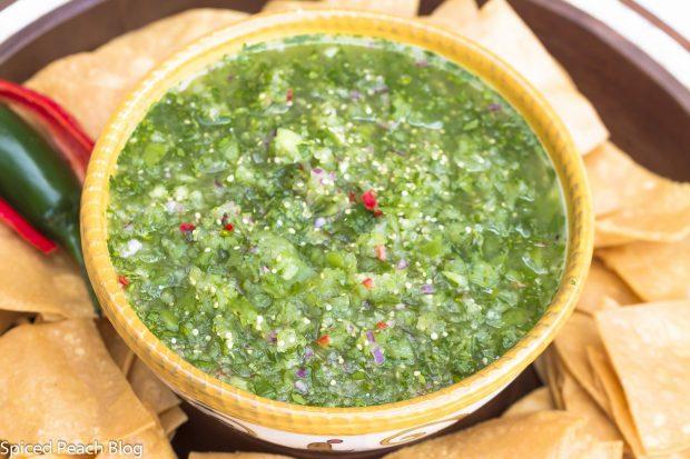 Tomatillo Salsa