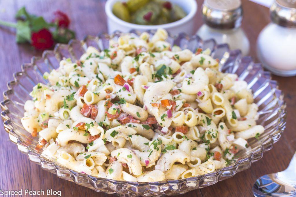 Grams Macaroni Salad