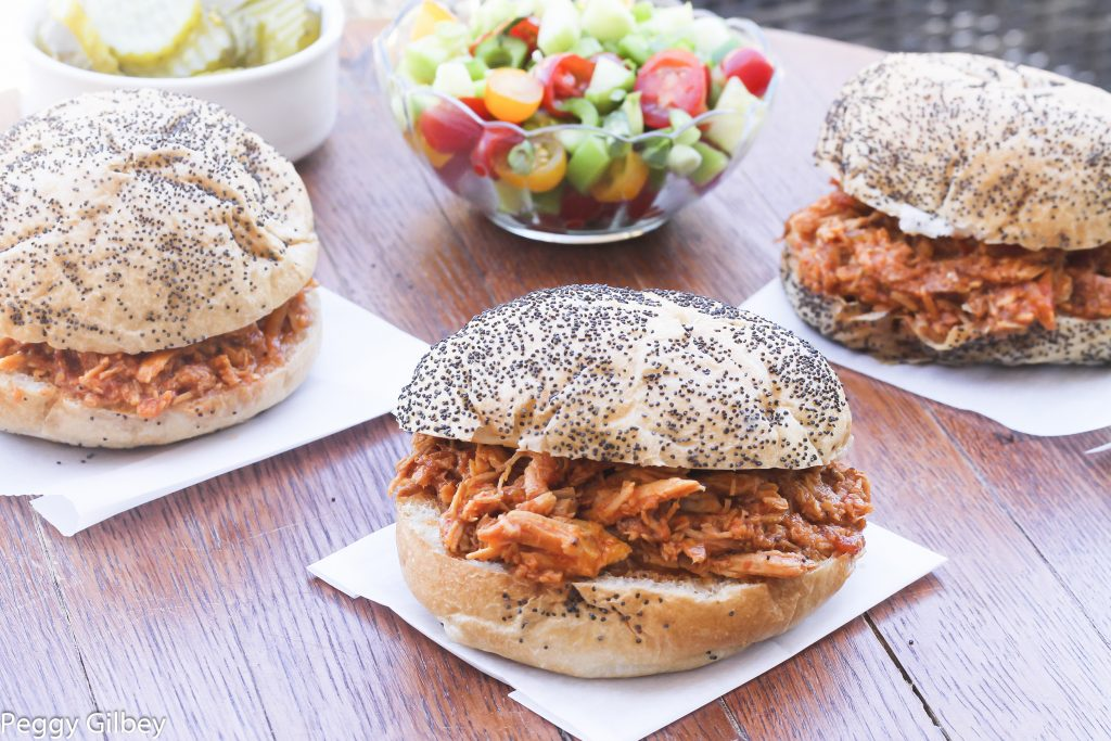 Dr. Pepper Pulled Pork Sandwiches Barbecue Sauce