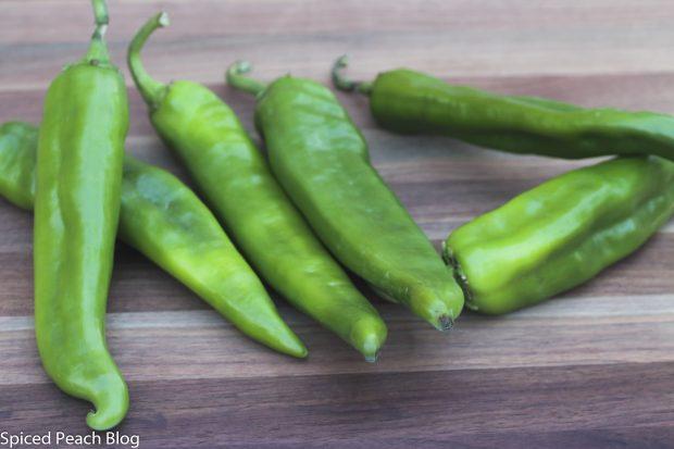 six hatch chiles
